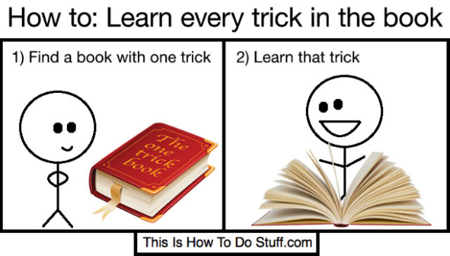 """A Fun Illustrated """"How To Do Stuff"""""""