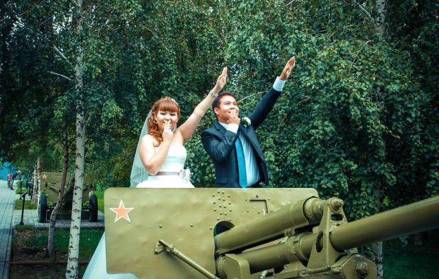 Embarrassing and WTF Wedding Moments
