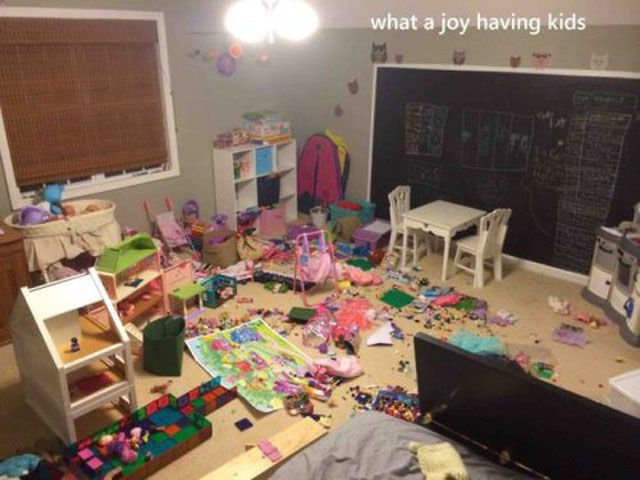 Kids Are a Whole Lot of Crazy