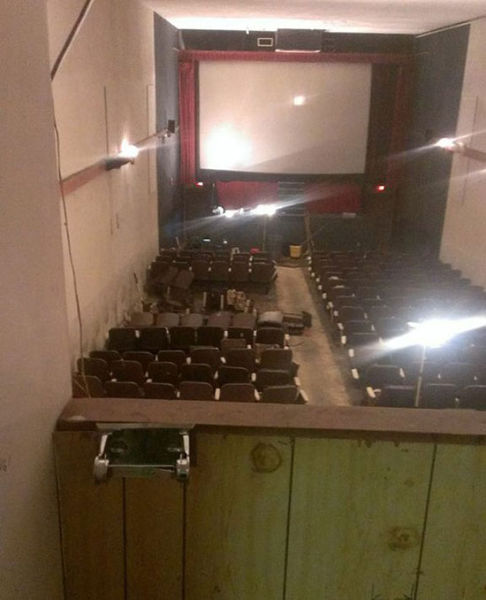 This Neglected Adult Theatre Is Simply Revolting