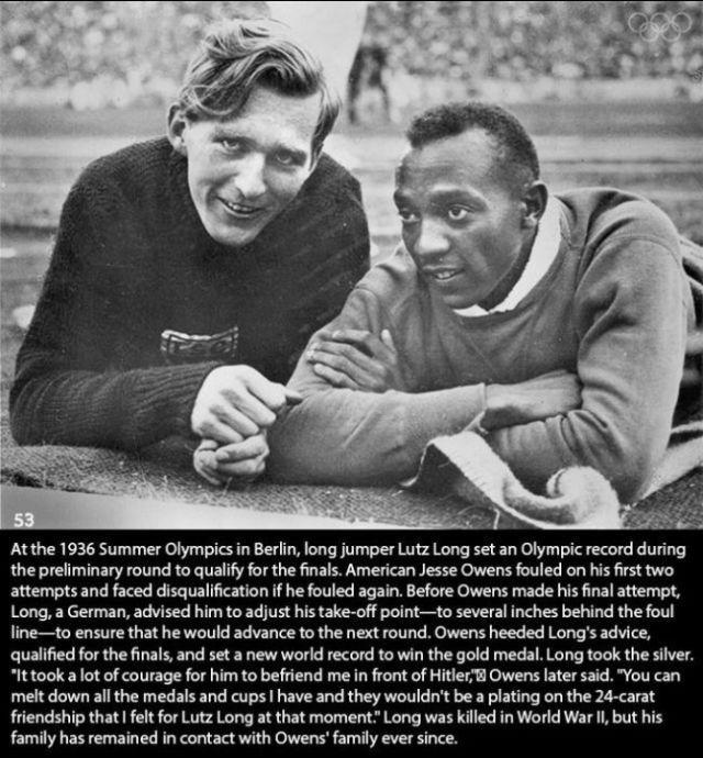 The True Definition of Sportsmanship