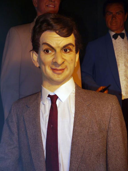 Totally Terrible Wax Museum Figures