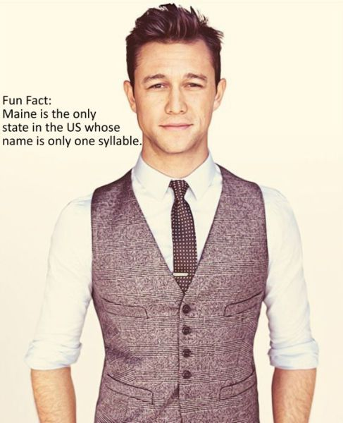 Fun Facts Combined with Celebrity Pics