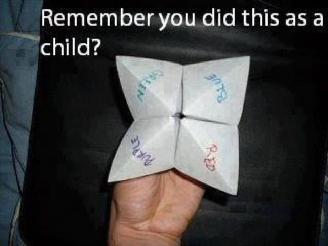 Fun Things You Will Remember Fondly from Your Childhood