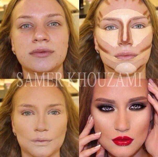 The Magic of Makeup