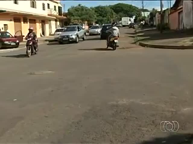 Brazilian Kid Miraculously Unharmed Despite Being Ran Over by a Car