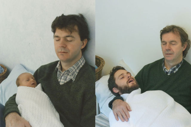 Brothers Recreate Old Photos with Hilarious Results