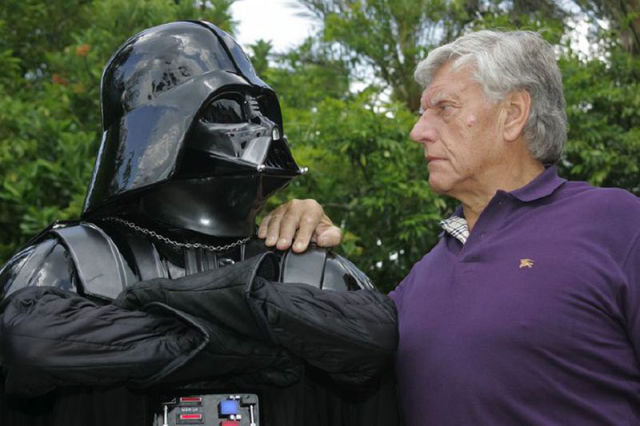 Star Wars Characters Meet the Actors Who Played Them