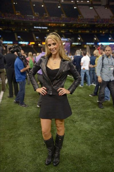 TV's Hottest Female Sportscasters