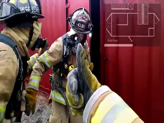 Google Glass Could Be Very Useful to Firefighters