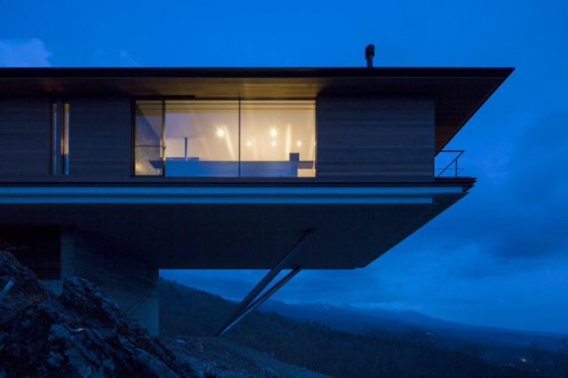 A House Above the World in Japan