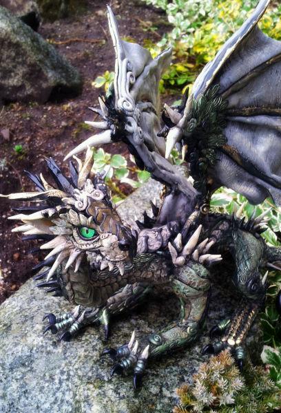 Druma Forest Dragon