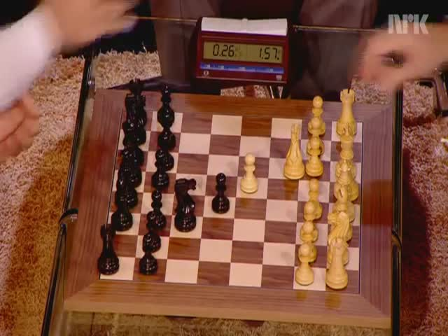 World's Richest Man Plays Chess against World Champion