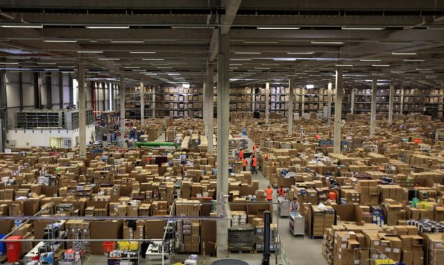 Inside Amazon's Impressive World
