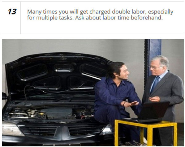 Secrets That Your Car Mechanic Will Always Keep from You