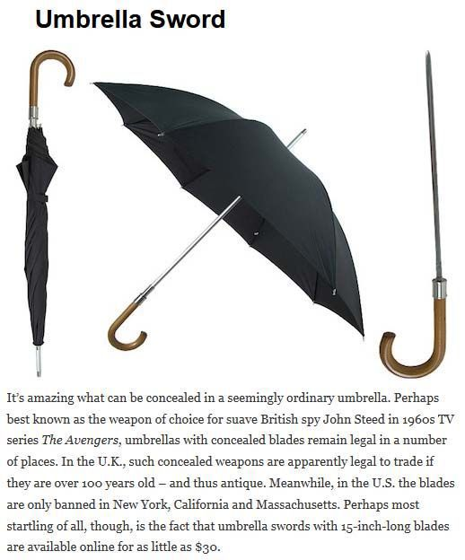 Weapons That Are Still Legally Allowed in the USA