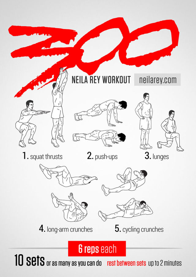 4 Great Home Workouts That Dont Rely On Equipment