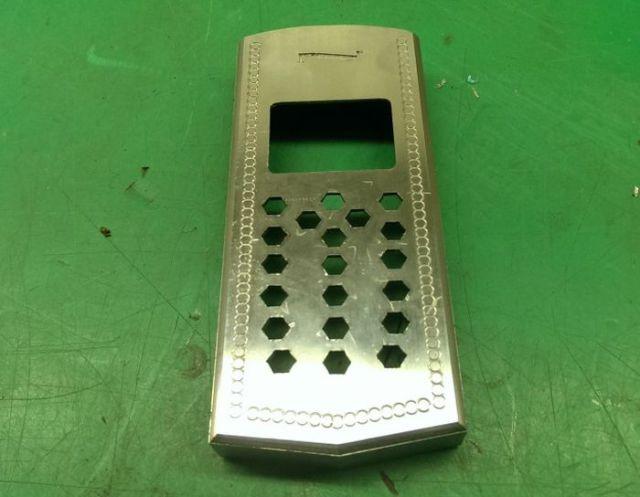 Amateurish Self-made Vertu Phone