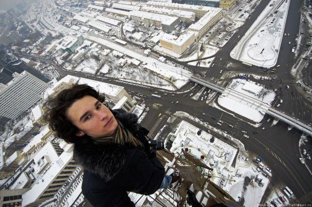 Extreme Photos Taken at Breathtaking Heights