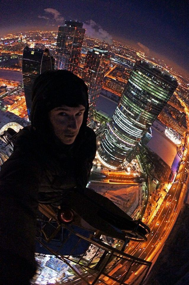 Extreme Photos Taken at Breathtaking Heights