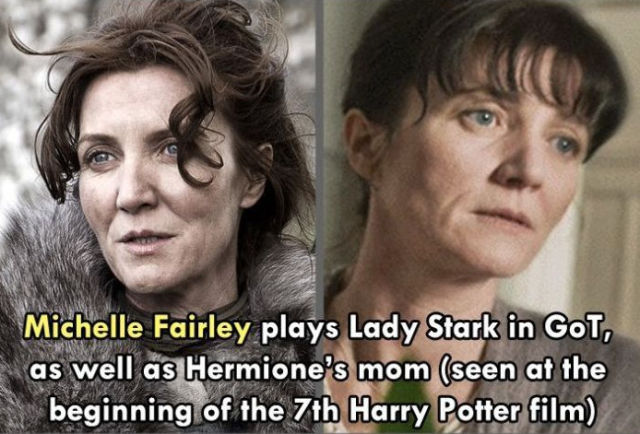 "How ""Harry Potter"" and ""Game of Thrones"" Are Really Similar"