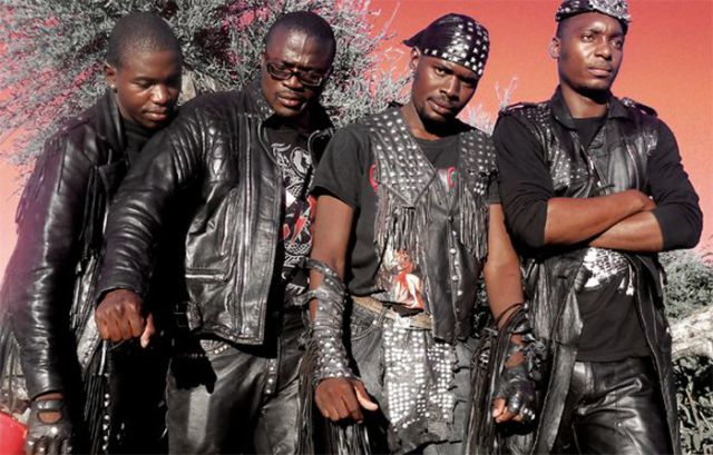 Metal-Heads from Botswana, Africa