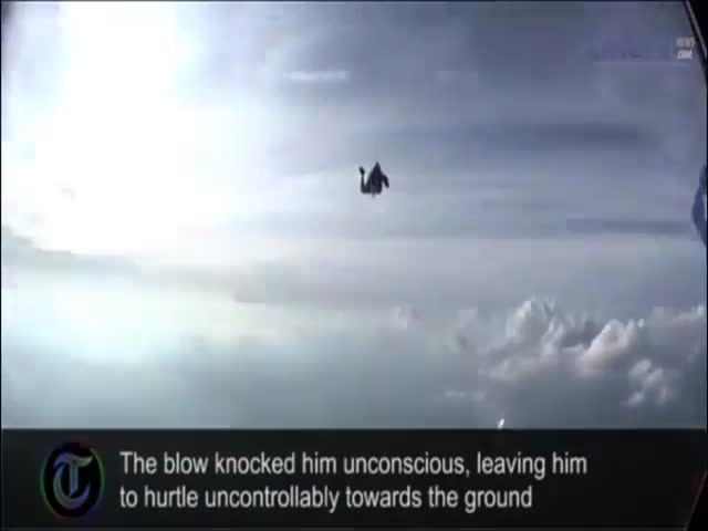 Skydiver Loses Consciousness but Gets Rescued Mid-Air