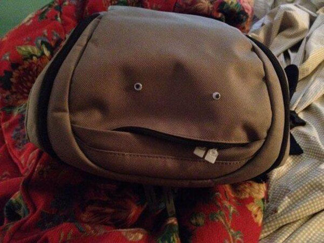 Everyday Objects with Cool Hidden Faces