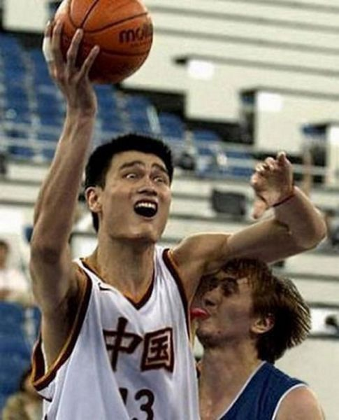 Sports Photos That Will Tickle Your Funny Bone