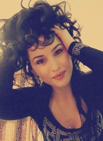 The Kazakh Version of Monica Bellucci