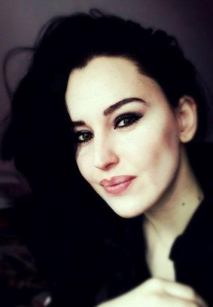 The Kazakh Version of Monica Bellucci