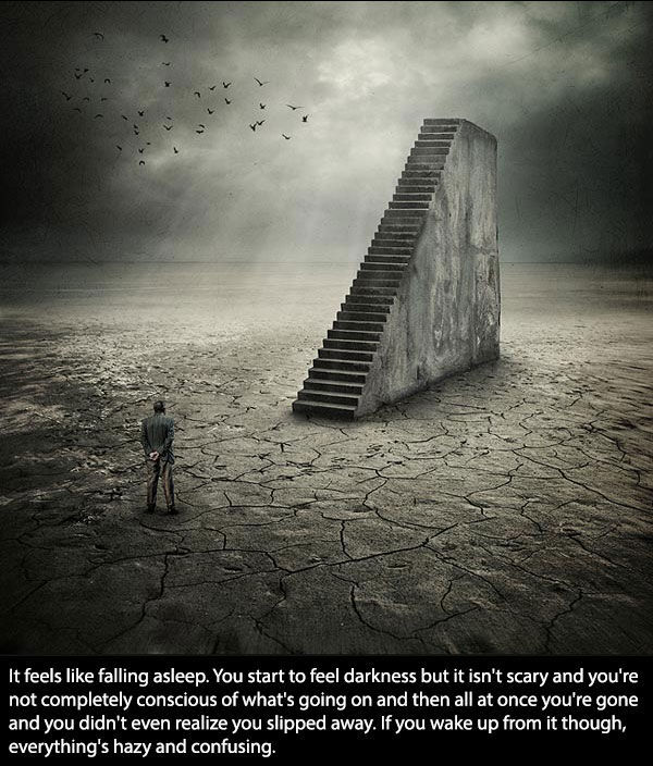 First-Hand Stories of Near Death Experiences