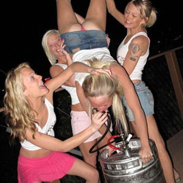 Girls Get a Little Bit Crazy