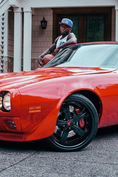 Nate Robinson Loves His Cars