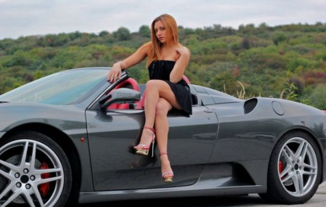 Free sexy women with cars video something