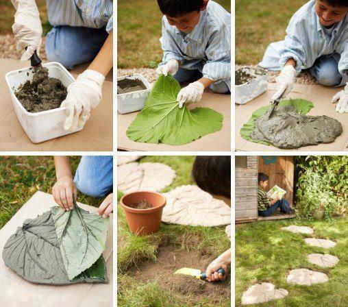 Creative Garden Paths