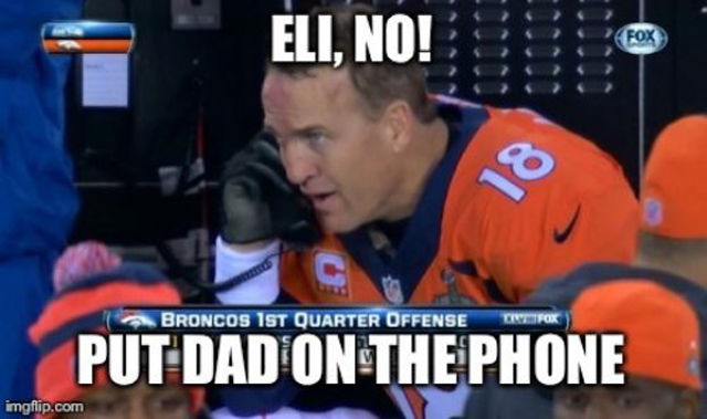 It Is Superbowl Season and the Memes Have Arrived