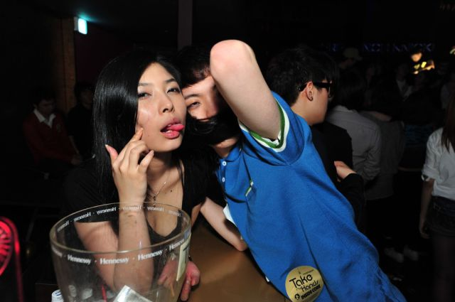 The Sexy Debauchery That Happens Inside South Korean Night Clubs