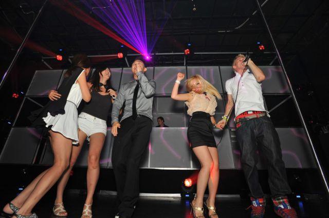 The Sexy Debauchery That Happens Inside South Korean Night Clubs