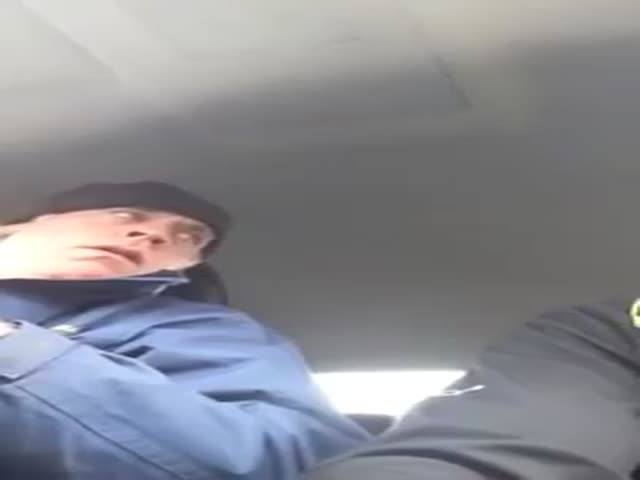 Irish Dad's Reaction to His Son's Failed Driving Test