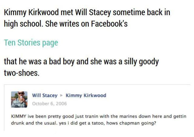 "A Tragic Story Told Through Facebook's ""A Look Back"""