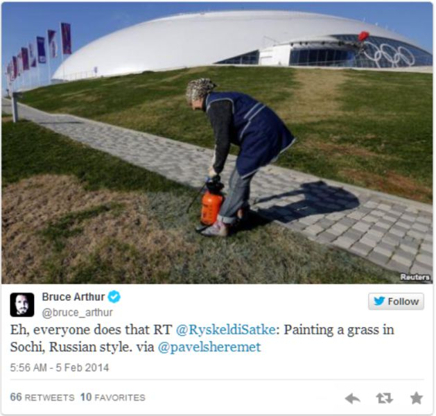 The Sochi Winter Olympics Prep Is a Total Disaster