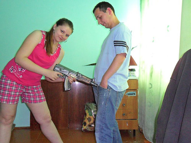 This Is How It's Done Russian Style