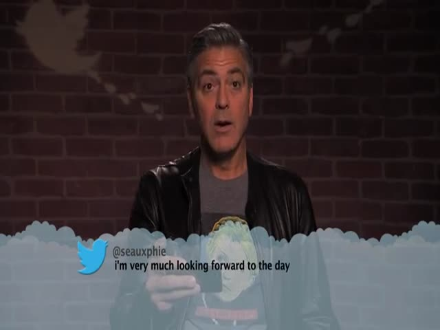 Celebrities Reading Mean Tweets about Themselves #6