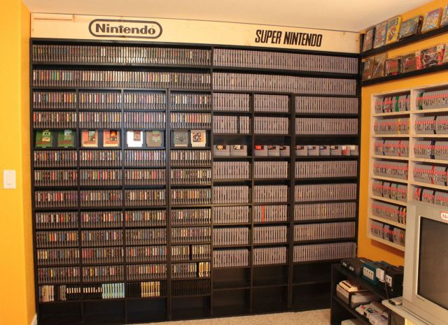 Gamers Will Appreciate This Dream Man Cave