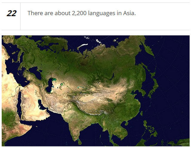 Human Languages are More Phenomenal Than You Realize