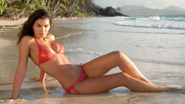 The World's Top Models in the Sports Illustrated Swimsuit Edition