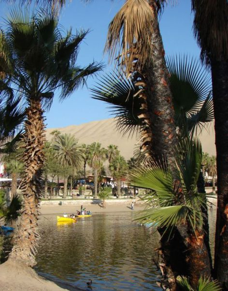 "A Beautiful Desert Village That Is the ""Oasis of America"""