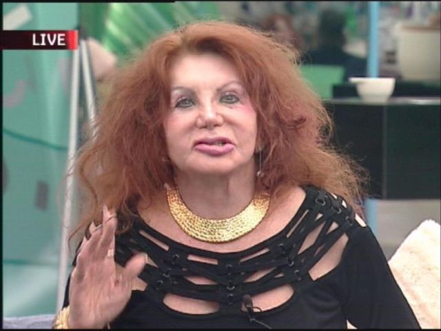 Jackie Stallone Is a Plastic Surgery Addict