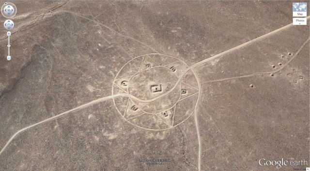 Google Earth's Amazing Pictures of Interesting Places on the Planet